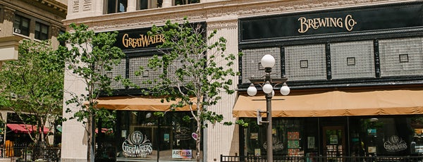 Great Waters Brewing Company is one of Minneapolis-St. Paul Tap Room Directory.