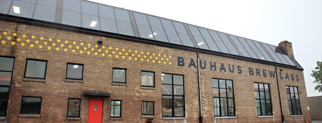 Bauhaus Brew Labs is one of Minneapolis-St. Paul Tap Room Directory.