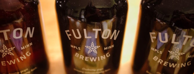 Fulton Brewing Company is one of Minneapolis-St. Paul Tap Room Directory.