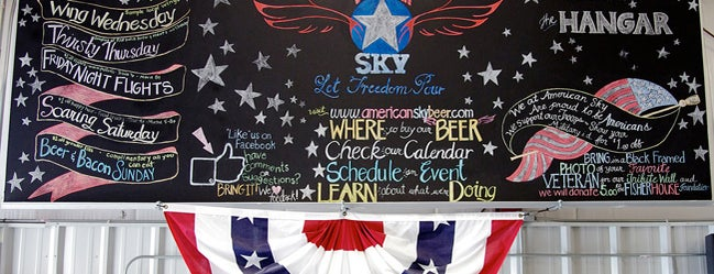 American Sky Brewing is one of Minneapolis-St. Paul Tap Room Directory.