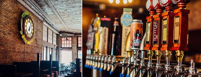 Minneapolis Town Hall Brewery is one of Minneapolis-St. Paul Tap Room Directory.