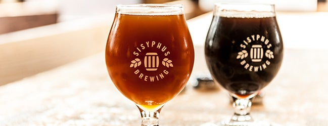 Sisyphus Brewing is one of Minneapolis-St. Paul Tap Room Directory.