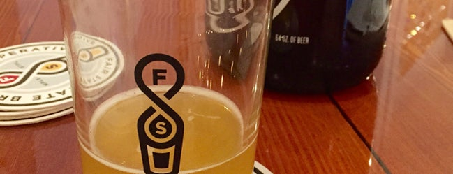 Fair State Brewing Cooperative is one of Out-of-Towners' Guide to Minneapolis - 2015.