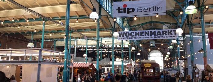 Markthalle Neun is one of Berlin.