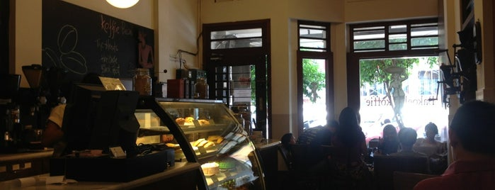 Bakoel Koffie is one of Cafe @Jakarta.