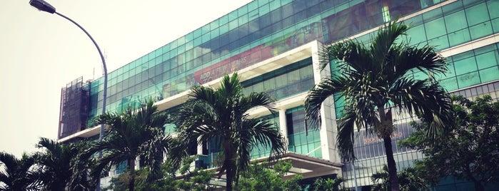 PX Pavilion is one of Malls in Jabodetabek.