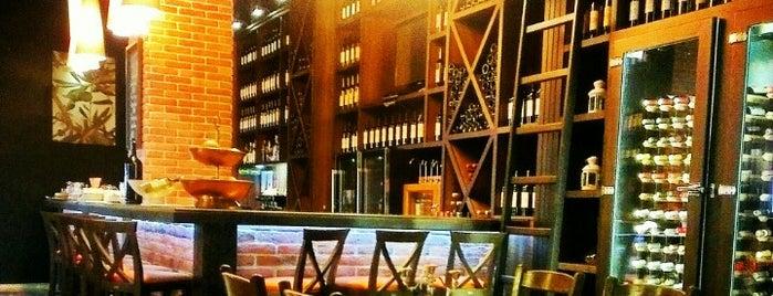 La Pastaria is one of Restaurants.