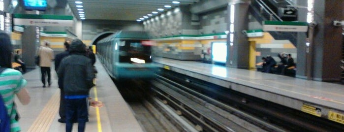 Metro del Sol is one of Estaciones del Metro de Santiago.