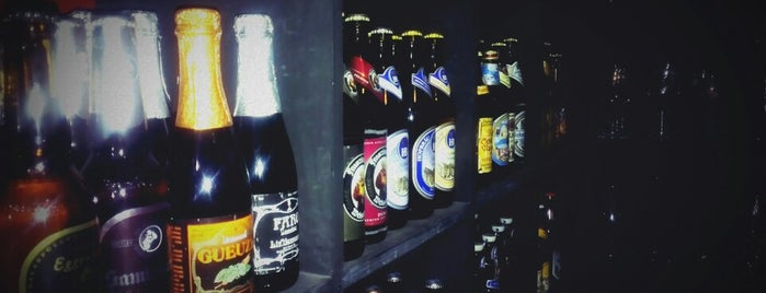 The Beer Box is one of Morelia.
