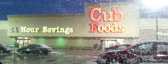 Cub Foods is one of MN Food/Restaurants.
