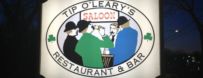 Tip O'Leary's Saloon is one of 20 favorite restaurants.