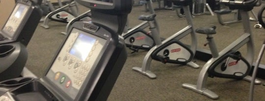 LA Fitness is one of Fitness.