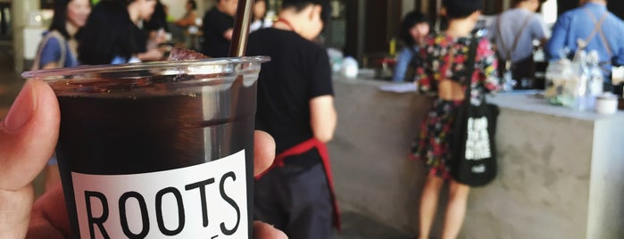 Roots Coffee is one of Bangkok.