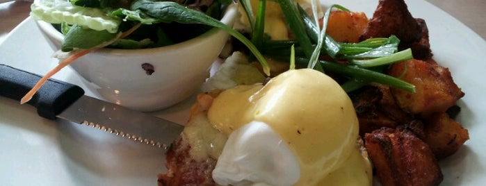 Lady Marmalade is one of The 15 Best Places for a Brunch Food in Toronto.