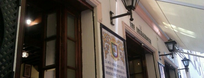 El Chinitas is one of Málaga #4sqCities.