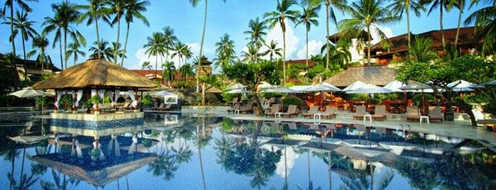 Nusa Dua Resort Bali is one of holiday.