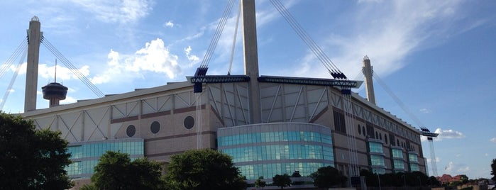 Alamodome is one of Venue.