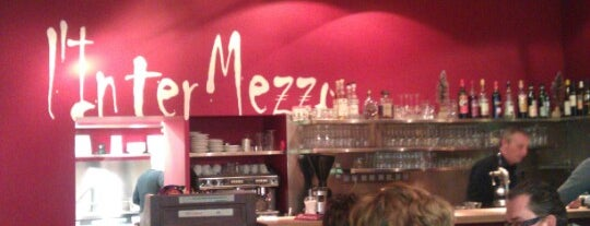 L'Intermezzo is one of Restos.