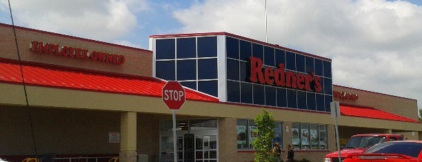 Redner's Markets is one of Sharron.