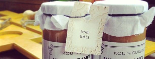Kou Cuisine is one of Bali.