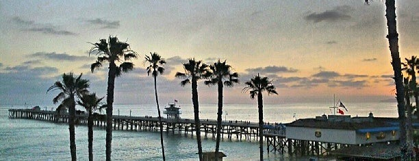 San Clemente Pier is one of san clemente.