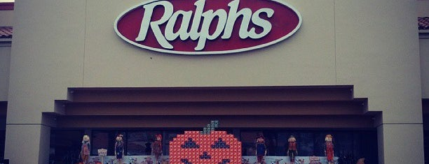 Ralphs is one of Places to check -in to.