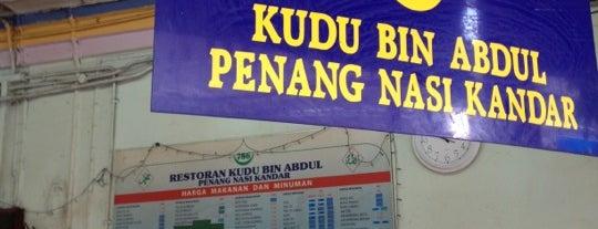 Restoran Kudu bin Abdul is one of Makan @ KL #1.