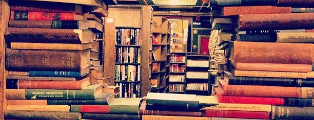 The Last Bookstore is one of To Shop (Books).