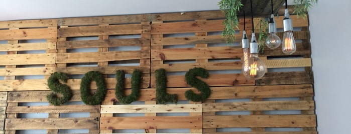 Souls is one of The 15 Best Places with Gluten-Free Food in Copenhagen.