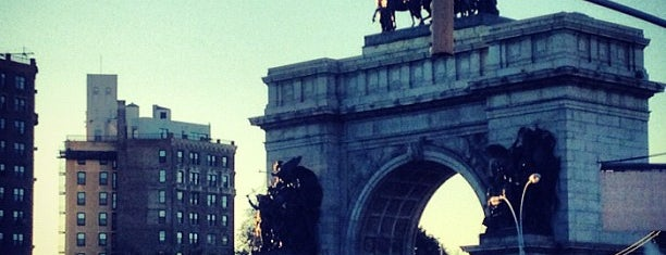 Soldiers' and Sailors' Arch is one of NYC - Brooklyn Places.