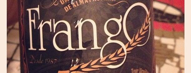 FrangÓ is one of Coxinha ao Caviar.
