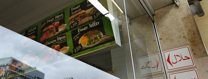 Medi Döner & Pizza is one of Türkisch Fast Food.