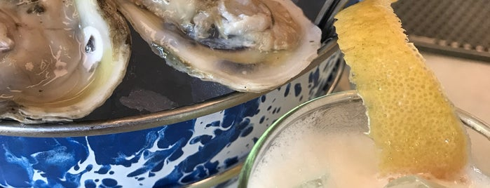 Cold Storage is one of CHI - Oysters.
