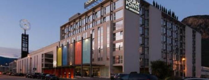Four Points by Sheraton Bolzano is one of Hôtel.