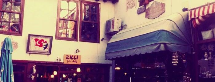 Pirinç Han Cafe is one of Ankara Highlights & Travel Essentials.