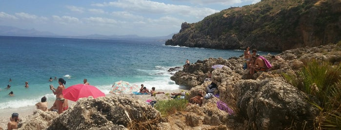 Cala Dell'Uzzo is one of South Italy.