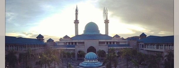 International Islamic University Malaysia (IIUM) is one of Learning Centers #2.