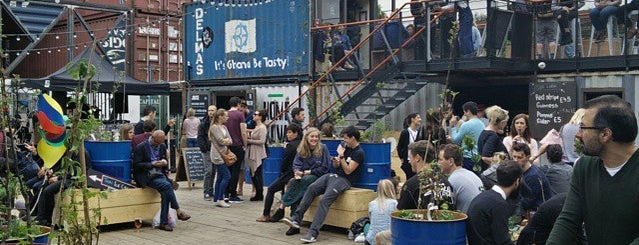Pop Brixton is one of London to try.