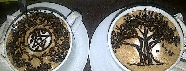Kedai Kopi Mata Angin is one of bdg to taste.