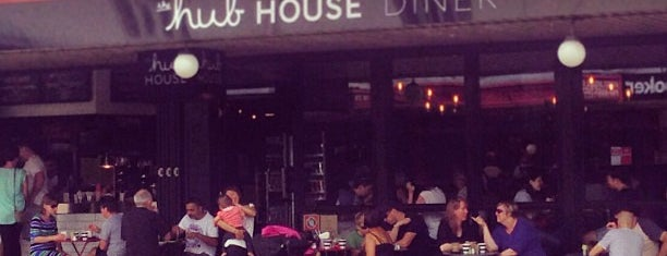 The Hub House Diner is one of Inner West Best Food and Drink locations.