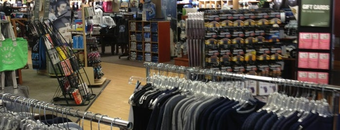 Tufts University Bookstore is one of Welcome to Tufts, Class of 2015!.