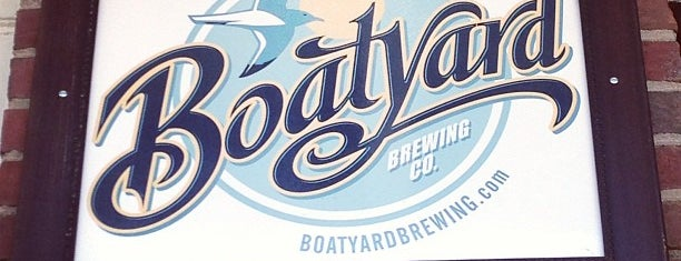 Boatyard Brewing Company is one of Michigan Breweries.