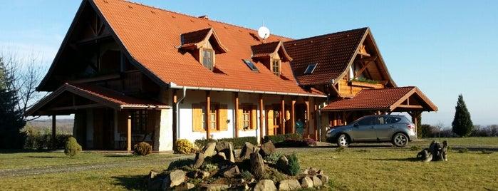 Hanga vendégház is one of countryside • hungary • sleep.