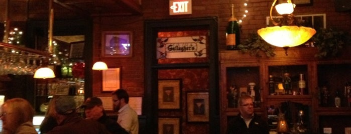 Gallagher's Restaurant in Waterloo is one of To Try.