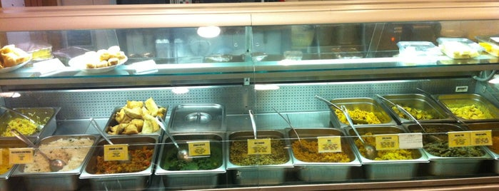 Indian Snack's & Kabab is one of Vegetariano.