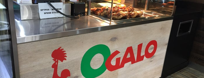 Ogalo is one of Portuguese Chicken.