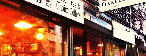 McNulty's Tea & Coffee Co is one of Tea in NYC.