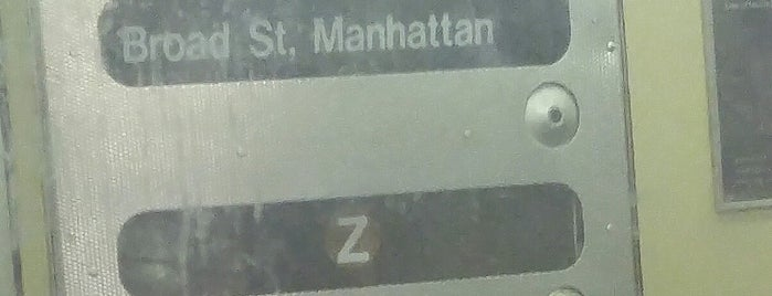 MTA Subway - Z Train is one of NY - MTA Subway Trains.