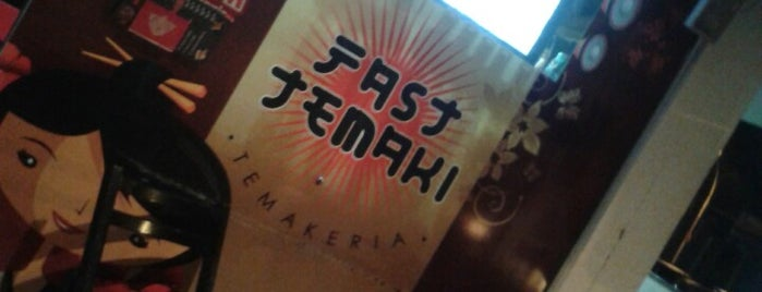 Fast Temaki is one of Best places in Manaus, Brasil.