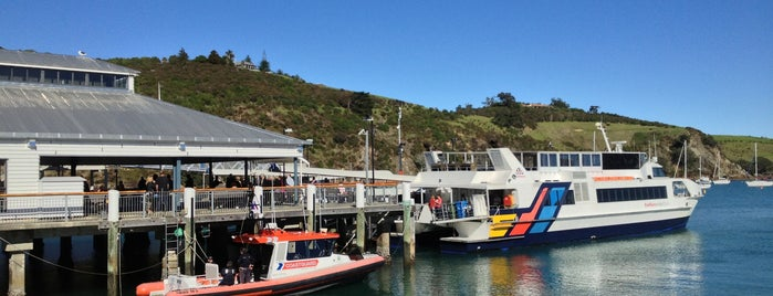 Waiheke Ferry Terminal is one of Auckland.